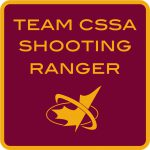 Team CSSA Shooting Rangers Patch