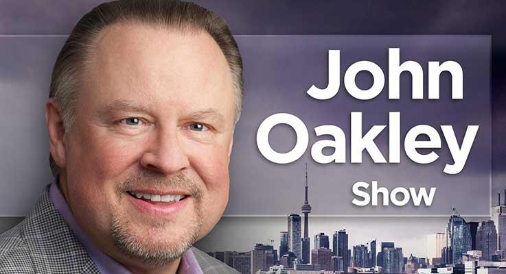 Tony Bernardo on the John Oakley Show