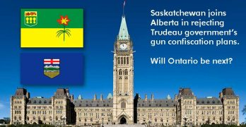 Saskatchewan Government Joins Alberta in Rejecting Federal Gun Confiscations