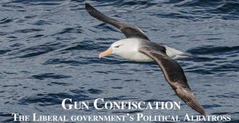 Gun Confiscation: Bill Blair's Political Albatross