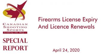 Firearms License Expiry And Firearms License Renewals