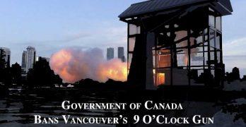 Blaine Calkins: Government-of-Canada-Bans-Vancouver-9-OClock-Gun.jpg