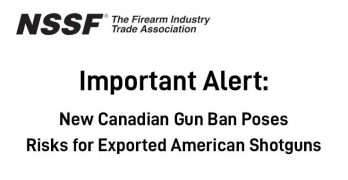 NSSF Industry Alert Shipping Shotguns to Canada