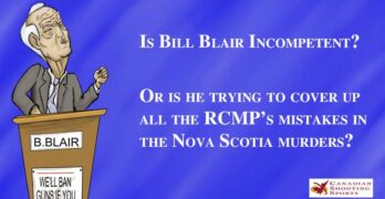 Is Public Safety Minister Bill Blair Incompetent?