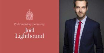Joël Lightbound, Parliamentary Secretary for Public Safety and Emergency Preparedness