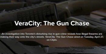 VeraCity: Christina Howorun: An Investigative Reporter Digs into the Source of Toronto's Illegal Guns